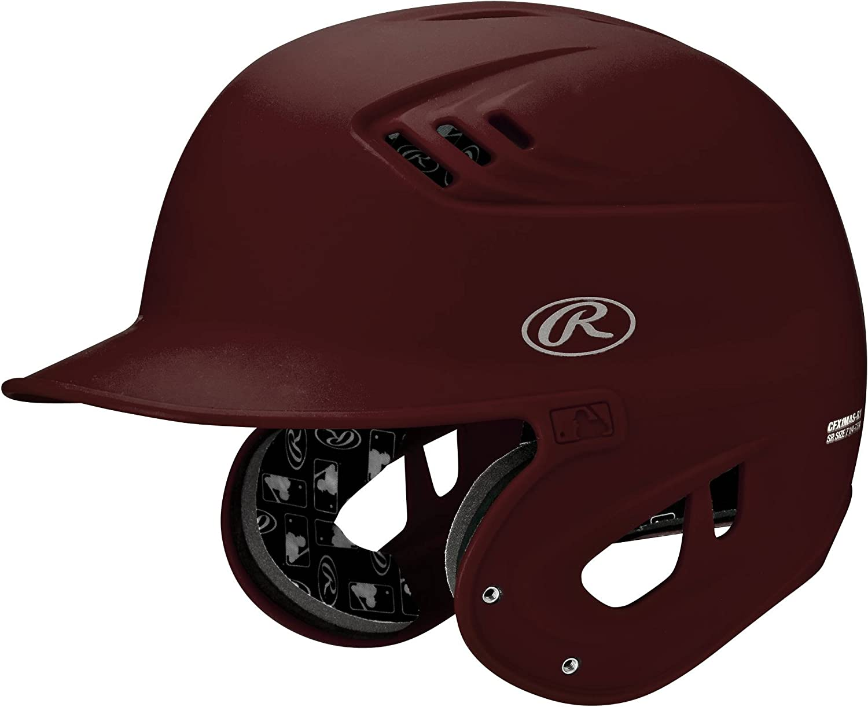 Rawlings Coolflo XV1 Matte Quality inspection Helmet 5 ☆ popular Junior Finish