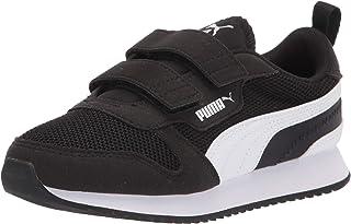 Unisex-Child R78 Hook and Loop Sneaker