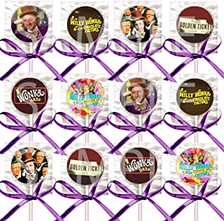 wonka party favors