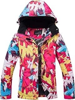 APTRO Women's High-Tech Fashion Ski Jacket Mountain Snowboard Rain Jacket