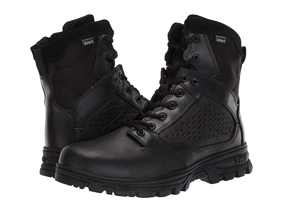 5.11 Tactical Evo 6 Waterproof w/ Side Zip (Black) Men