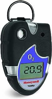 Honeywell Analytics 54-45-90VD ToxiPro Polycarbonate Oxygen (O2) Single-Gas Detector, 0-30 Percent Measuring Range