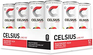 Best celsius green tea Reviews