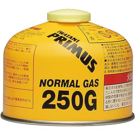 PRIMUS(プリムス) GAS CARTRIDGE ノーマルガス Gガス 春・夏用 [HTRC 2.1]