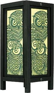 Best vintage owl lamp Reviews