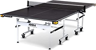 JOOLA Rally TL – Professional MDF Indoor Table Tennis Table w/ Quick Clamp Ping..