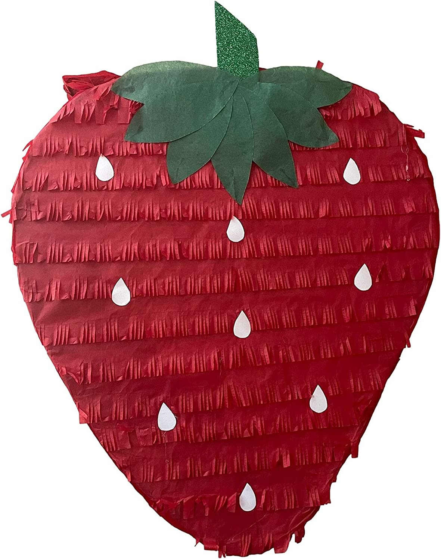 Bargain sale IPINATA Strawberry New product! New type Pinata