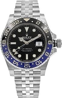Rolex GMT-Master II Batman Jubilee Men's Watch 126710BLNR