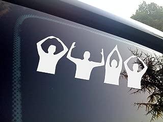 ohio state car stickers