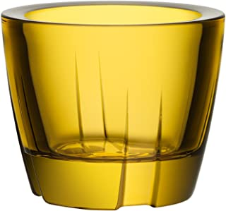 Kosta Boda Bruk Anything Bowl/Votive, Bright Yellow, One Size