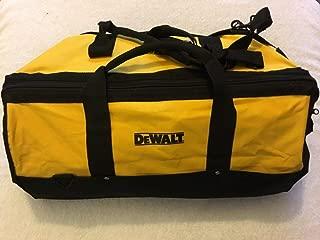 De-Walt 24-Inch Tool Bag Heavy Duty Ballistic Nylon w Shoulder Strap, 10 Pockets