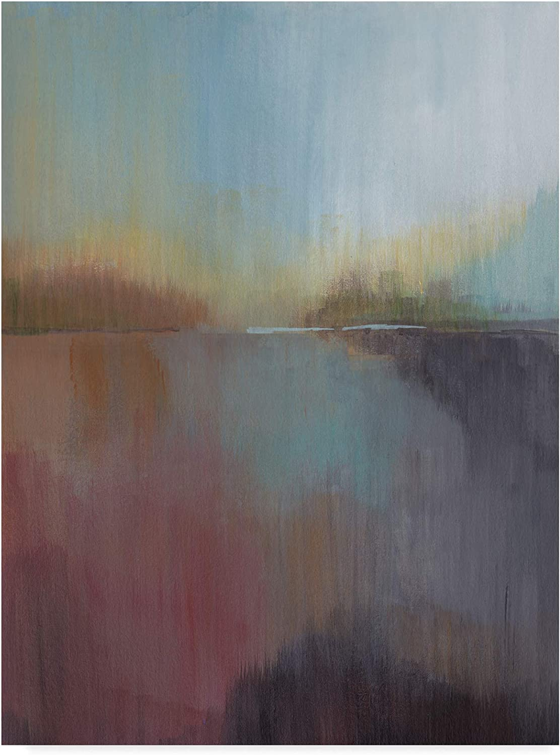 Trademark Fine Art Canyon Mist I by Alison Jerry, 14x19