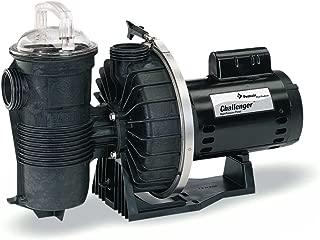 Pentair CHII-N1-1A Challenger Standard Efficiency Single Speed Up Rated High Pressure Inground Pump, 1 HP