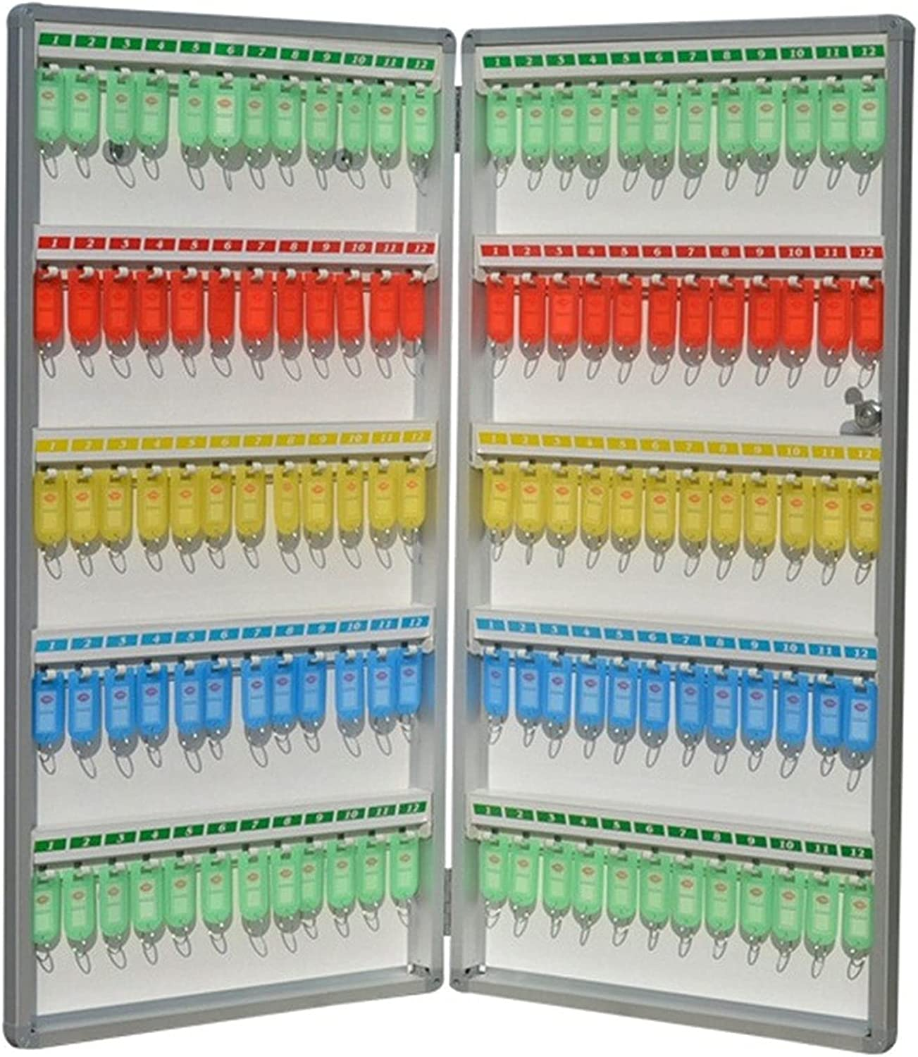 LICGHONG New product! New type Key Cabinets 120 Keys Safety and trust for Home Wall Boxes