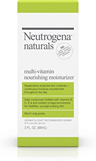 Best neutrogena naturals multi vitamin nourishing moisturiser Reviews