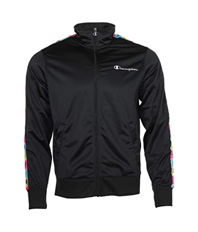 Champion Tricot Track Jacket (Black) Men