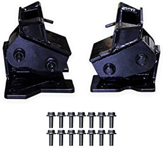 High Performance Motor Mounts 2001-2010 GM GMC Chevy 6.6L LB7 LLY LBZ LMM Duramax Diesel 6.6