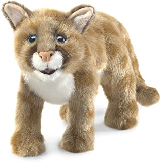 Folkmanis Mountain Lion Cub Hand Puppet