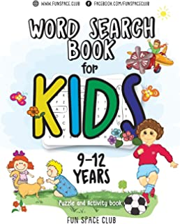 Word Search Books for Kids 9-12: Word Search Puzzles for Kids Activities Workbooks age 9 10 11 12 year olds: 3