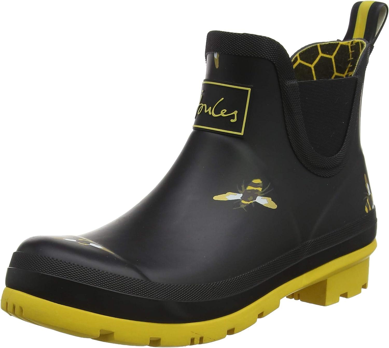  Joules Women's Wellibob Rain Boot   Rain Footwear