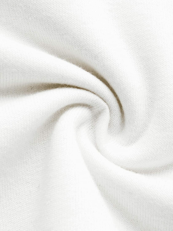 SweatyRocks Women's Crop Top Letter Printed Sweatshirt Hoodie