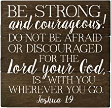 Best bible quotes joshua 1 9 Reviews