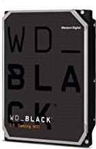 """Western Digital 4TB WD Black Performance Internal Hard Drive - 7200 RPM Class, SATA 6 Gb/s, 256 MB Cache, 3.5"""" - WD4005FZBX"""