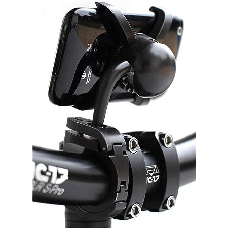 Nc 17 Connect Lenkerhalterung Für Smartphone Und Handy Für Apple Iphone 3 3g Verstellbare Fahrradhalterung Geeignet Für Down Hill Und Mountainbiking Sport Freizeit