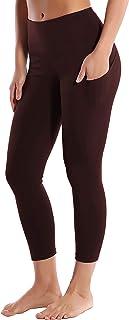 "BUBBLELIME 22""/26"" Inseam Yoga Pants Running Pants High Waist Yoga Leggings Power Flex Nylon Span (Long Pants&Capris)"