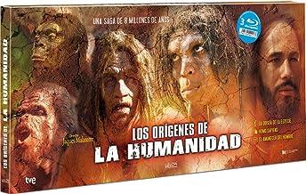 Los Orígenes De La Humanidad. El Amanecer Del Hombre, Homo Sapiens & La Odisea De La Especie Pack (3 Br + Mapa De La Evolu...
