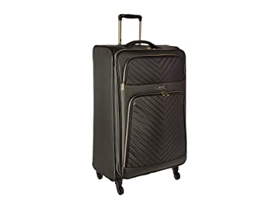 Kenneth Cole Reaction Chelsea 28 Quilted Expandable 4-Wheel Upright Pullman (Olive) Luggage