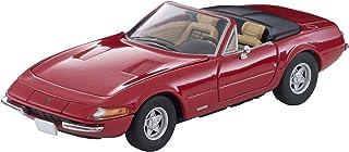 トミーテック トミカリミテッドヴィンテージ 1/64 TLV フェラーリ 365 GTS4 赤 完成品 311546