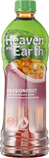 Heaven & Earth Ice Passionfruit Tea Case, 500ml (Pack of 12)