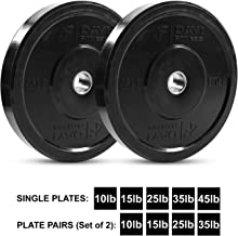 Best barbell weights rubber Reviews