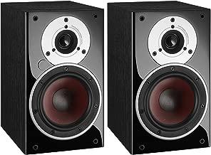 DALI - Zensor 1 AX Powered Bookshelf Speakers (Black Ash)