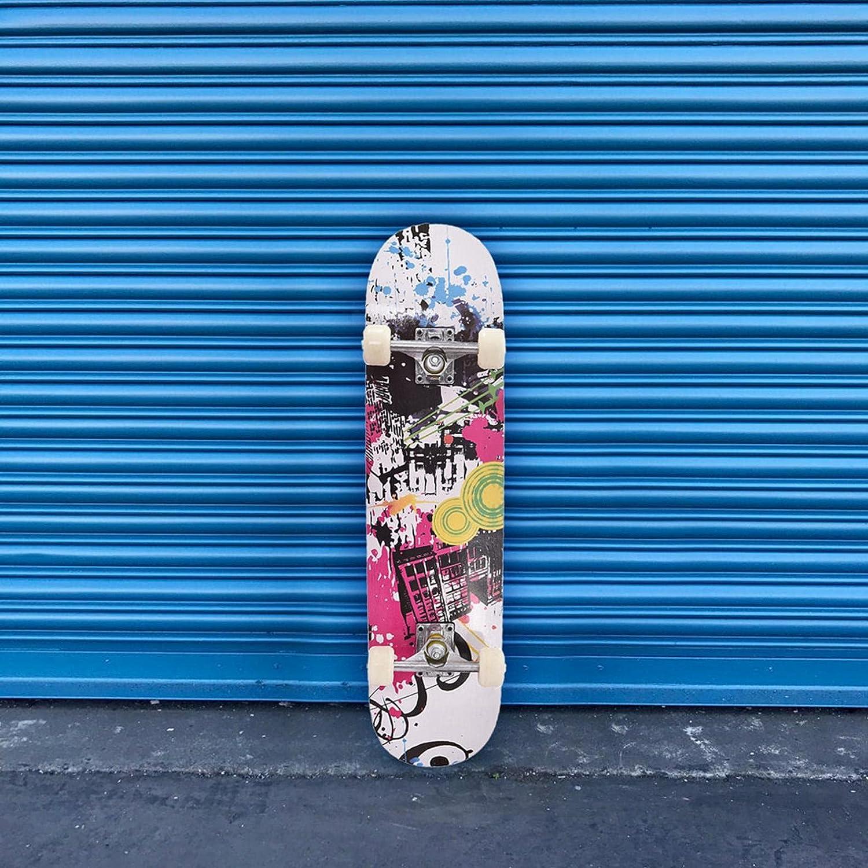 PUTEARDAT Fees free standard Time sale skateboards - 31in Layer M skateboard 7 trick