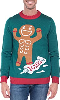 Best mens gingerbread man jumper Reviews