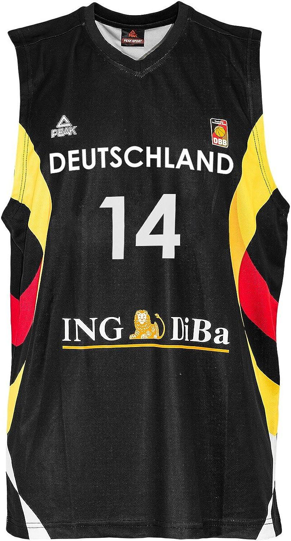 Peak Sport Europe Herren Dirk Dirk Dirk Nowitzki Trikot B014QX5C4U  Sonderpreis 812665