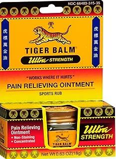 Tiger Balm Ultra Strength 0.63 oz