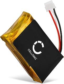 CELLONIC® Batería Premium Compatible con GoPro Hero Plus CHDHA-301 Hero HWBL1 (800mAh) PR-062334 bateria de Repuesto Pila reemplazo sustitución