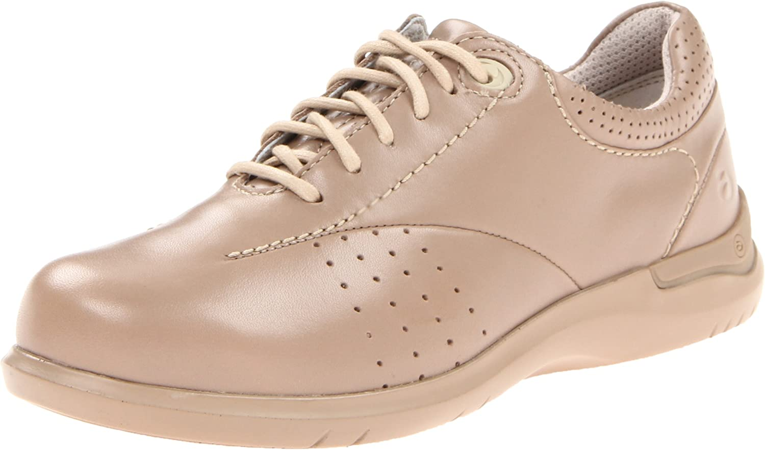 Aravon Women's Farren Lace-Up,Sand Leather,7.5