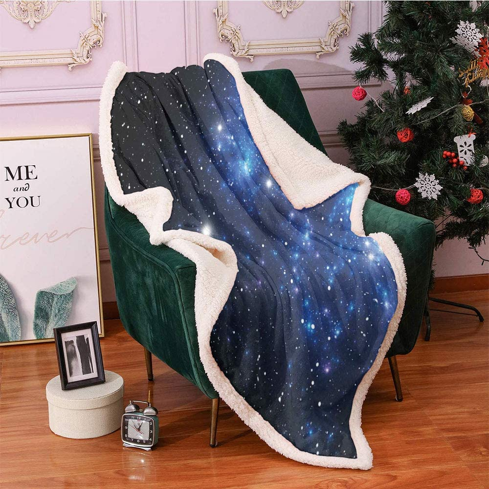 Constellation Fleece Throw Selling Blanket Outer Nebula Ranking TOP14 Star Space Astra