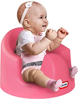 Little Tikes My First Seat Baby Infant Foam Up Right Supporting Floor Seat, Pink