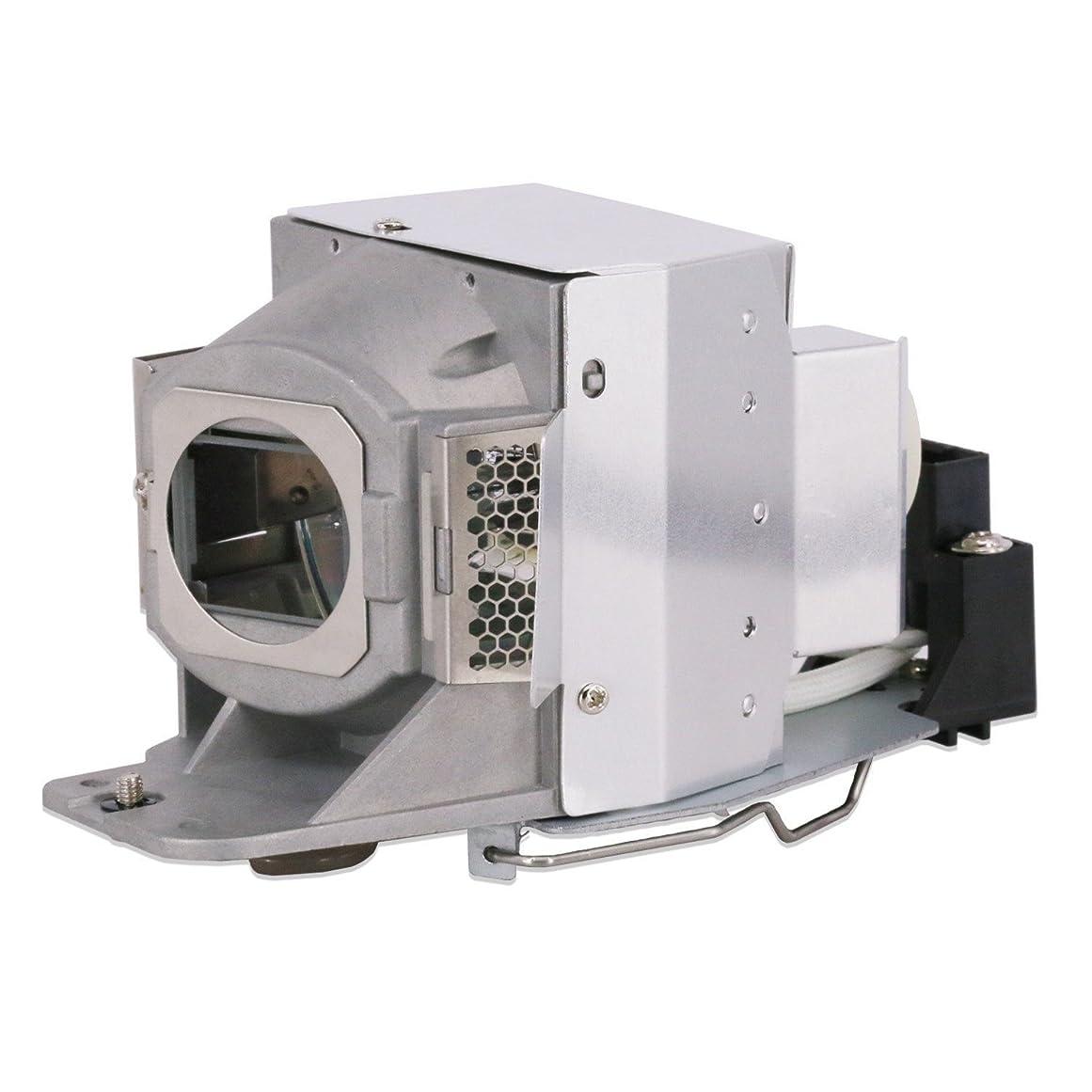 蓋考え物質Supermait 5J.J7L05.001 プロジェクター交換用ランプ (高品質 純正OEMバルブ + 汎用ハウジング) 180日間安心保証つき 適用機種: W1070/W1080ST 対応