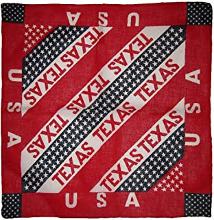 Best texas bandanas wholesale Reviews
