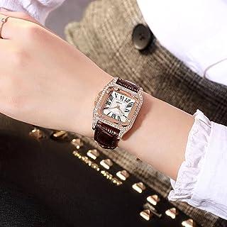 Women Watches Braceletset Starry Sky Ladies Bracelet Watch Casual Leather Quartz Wristwatch Clock Relogio Feminino
