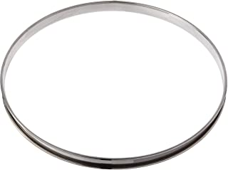 Paderno World Cuisine 11 7/8 inches Stainless-Steel Pastry Ring