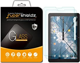 (2 Pack) Supershieldz for AT&T Primetime Screen Protector, (Tempered Glass) Anti Scratch, Bubble Free