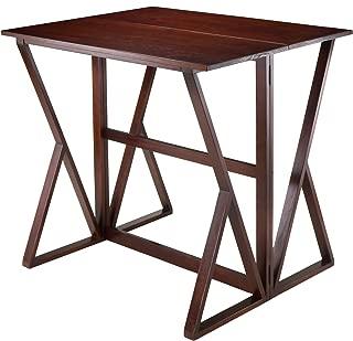 Best dark wood drop leaf dining table Reviews