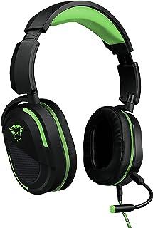 Trust Gaming Audífonos gamer para Xbox One, Xbox Series X S, Auriculares para vídeo juegos con micrófono y control de volumen PS4, PS5, Nintendo Switch, Móviles, PC, Mac, Trust GXT422G Legion